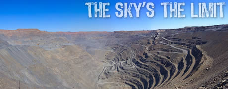 Mining Careers - The Sky's The Limit